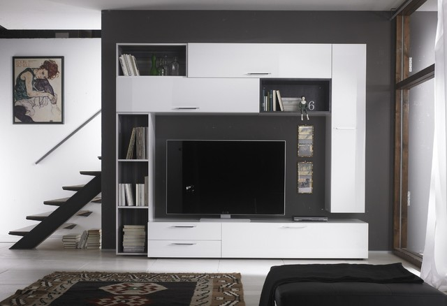 Terrific Wall Units Houzz Pictures - Simple Design Home - shearerpca.us