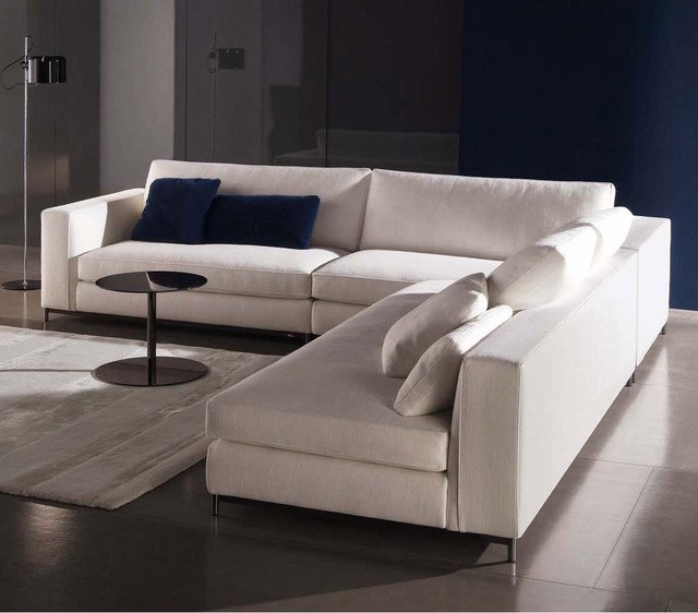 Minotti Albers Sectional Sofa contemporary sectional sofas - MAXK SHOP