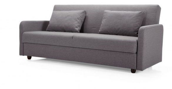 Weston Sofa Bed In Basalt Grey Made For Beds Everyday Use Pertaining To New Household 585x304 Maxk